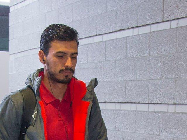 Oswaldo Alanís con problemas en Getafe