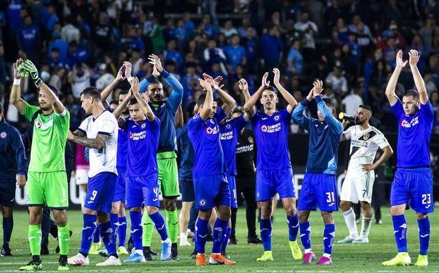 Jugadores de Cruz Azul sin descanso entre Liga MX y Leagues Cup