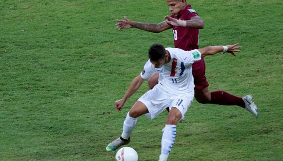 Resultado Venezuela vs Paraguay – J2 – Fase de Grupos – Eliminatorias Conmebol 2020