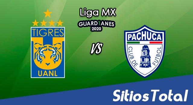 Tigres vs Pachuca en Vivo – Liga MX – Guardianes 2020 – Sábado 1 de Agosto del 2020