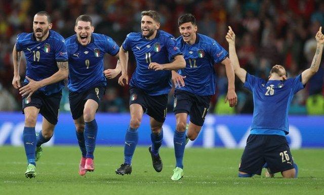 Resultado Italia vs Inglaterra -Final Eurocopa 2021