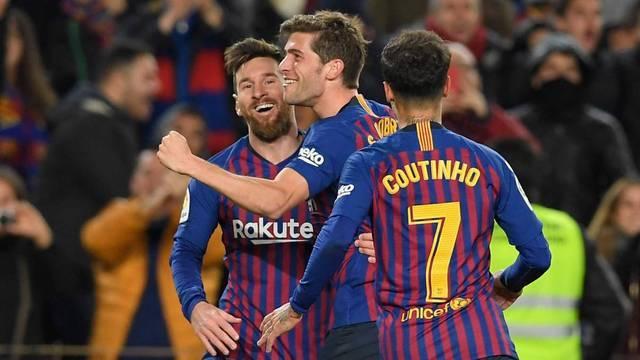 Resultado Barcelona vs Sevilla – Cuartos de Final – Copa del Rey
