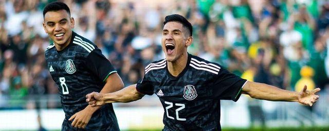 Antuna fue el que se llevo los aplausos en su debut en Copa Oro 2019