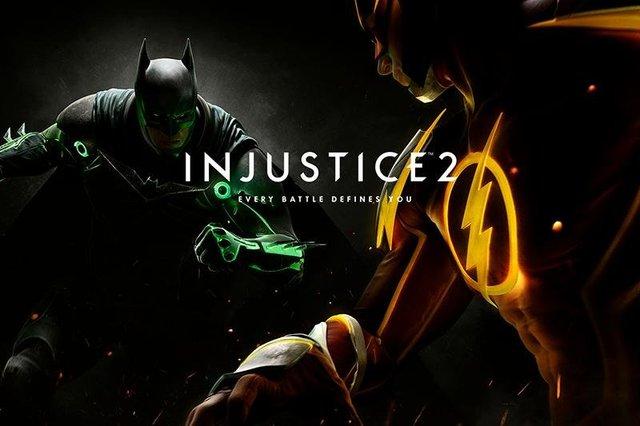 Injustice 2 Grand Finals en Vivo – Martes 13 de Noviembre del 2018