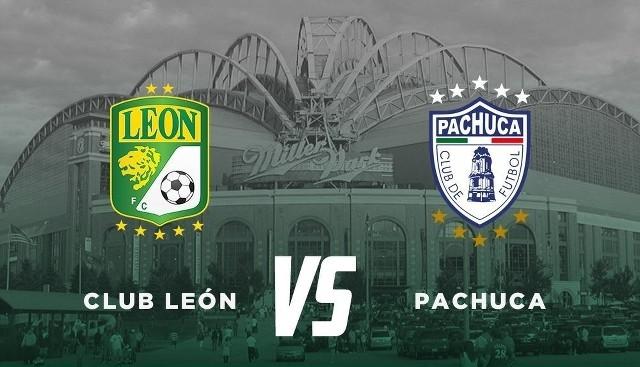 León vs Pachuca en Vivo – Partido Amistoso – Miércoles 11 de Julio del 2018