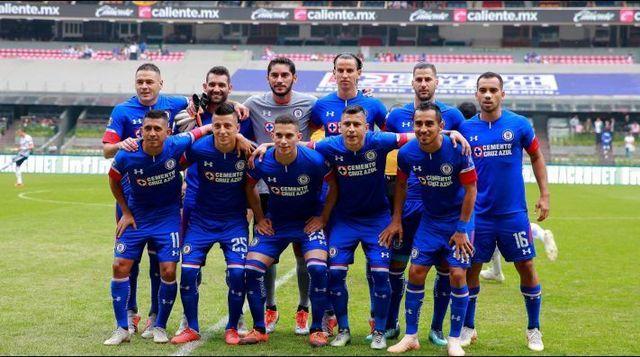 Alineación probable de Cruz Azul vs Querétaro