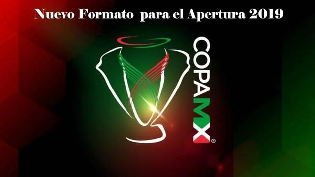La Copa MX tiene nuevo formato para el Apertura 2019