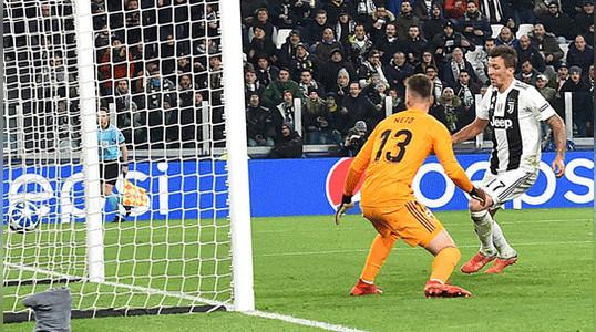 Resultado del Juventus vs Valencia – Fase Grupos – Champions League