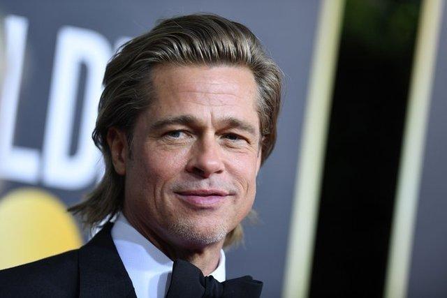 Brad Pitt gana mejor actor de reparto de los Globos de Oro 2020