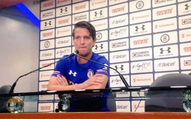 Carlo Fierro para portar la playera del Cruz Azul hay que aceptar su historia