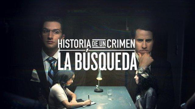 """""""Historia de un crimen: La búsqueda"""" con Regina Blandon"""