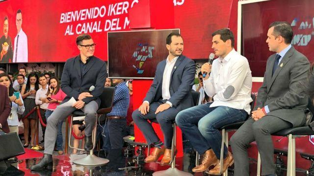 Iker Casillas habló de Jesús Corona