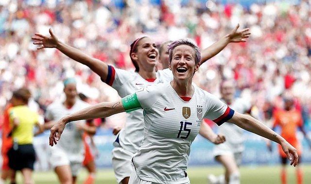 Resultado Estados Unidos vs Holanda – FINAL- Mundial Femenil 2019