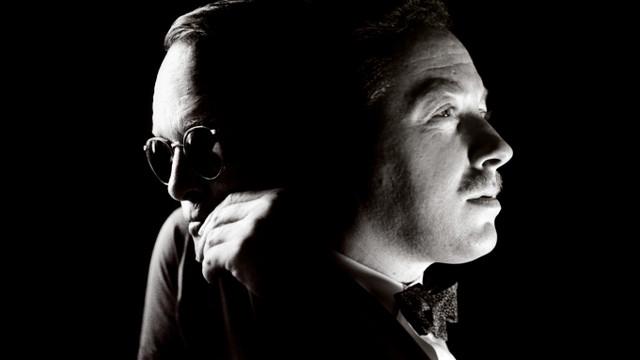 Zachary Quinto & Jim Parsons en película de 'Truman & Tennessee: An Intimate Conversation'