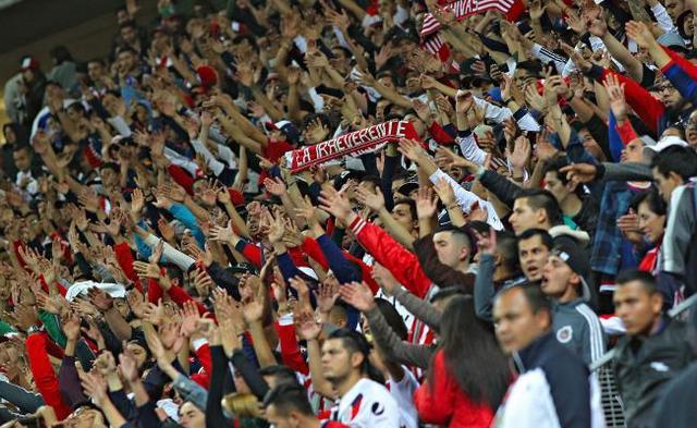 Boletos agotados para el Clásico entre Chivas y América