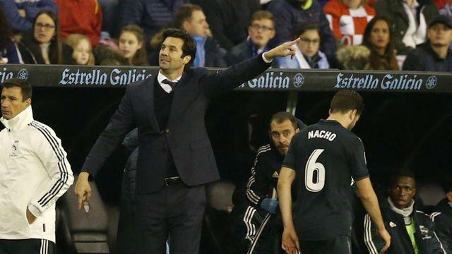 Solari deja de ser entrenador interino del Real Madrid