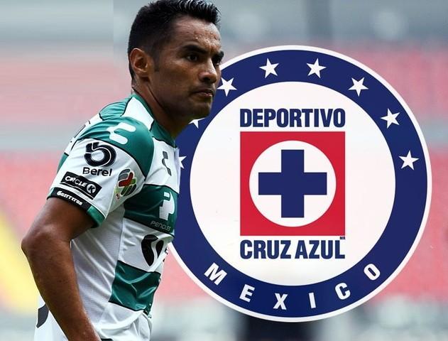 Gallito Vázquez en la mira del Cruz Azul para el 2020