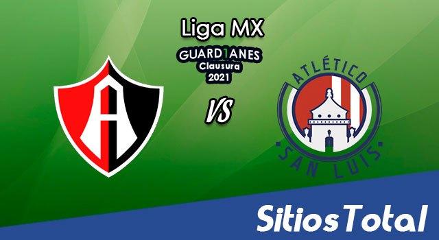 Atlas vs Atlético San Luis en Vivo – Canal de TV, Fecha, Horario, MxM, Resultado – J9 de Guardianes 2021 de la Liga MX