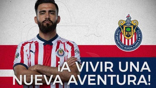 Chivas tambien presta a Basulto a Ascenso MX