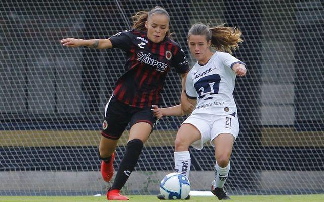 Resultado Pumas vs Veracruz – J7 – Apertura 2019 – Liga MX Femenil