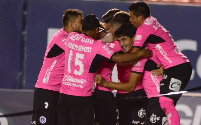 Resultado Atlético San Luis vs Cafetaleros de Tapachula en Jornada 12 del Apertura 2018