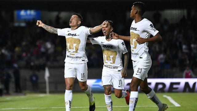 Pumas jugará contra Pachuca en fecha FIFA