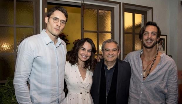 """Actores Y Personajes de """"Doña Flor y sus dos Maridos"""""""