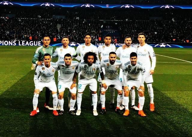 Resultado PSG vs Real Madrid en  Octavos de Final de la Champions League