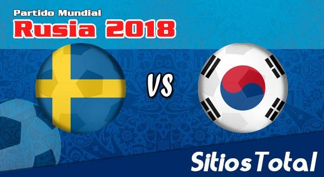 Ver Suecia vs Corea del Sur en Vivo – Mundial Rusia 2018