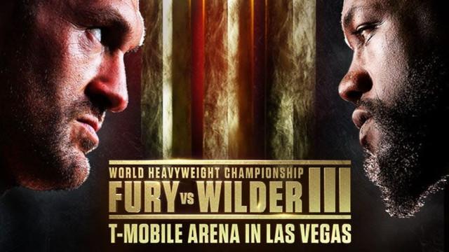 Tyson Fury vs Deontay Wilder: A que hora es, quién transmite por TV y más – Box – Sábado 9 de Octubre del 2021