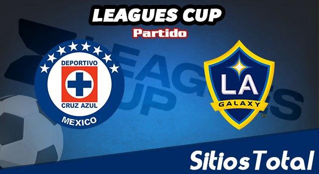 Cruz Azul vs LA Galaxy en Vivo – Leagues Cup – Martes 20 de Agosto del 2019