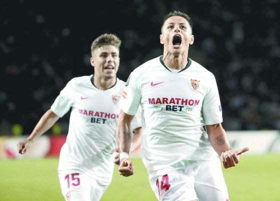 Resultado Sevilla vs Qarabag – Europa LEague