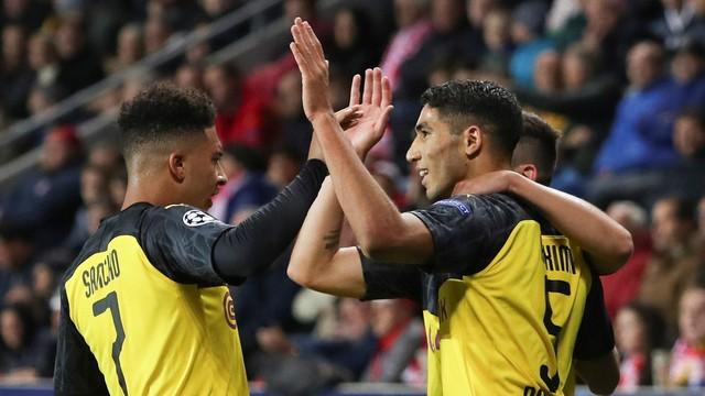 Resultado Slavia Praga vs Borussia Dortmund – Fase de Grupos -J2-  Champions League