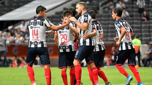 Resultado Monterrey vs Cafetaleros de Chiapas – J7 – Copa MX – Apertura 2019