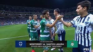 Resultado Monterrey vs Santos J14 de Clausura 2019