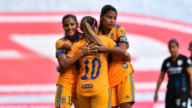Resultado Queretaro vs Tigres – J7- Guardianes 2020-  Liga MX Femenil