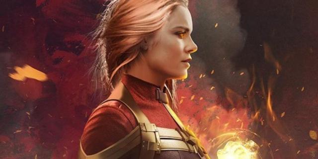 Nuevo tráiler de la película Captain Marvel