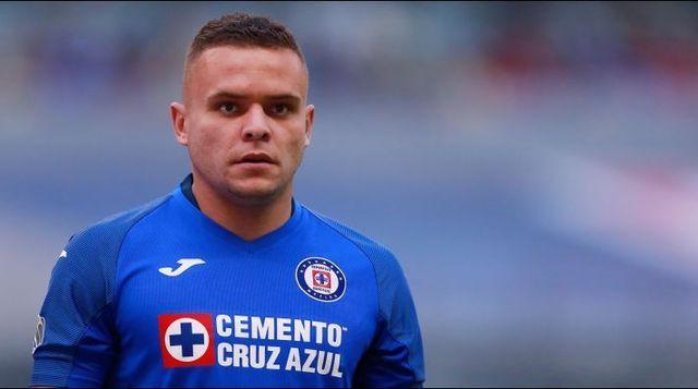Jonathan Rodríguez goleador de Cruz Azul
