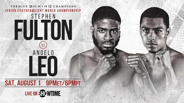 Angelo 'El Chinito' Leo vs Stephen 'Cool Boy Steph' Fulton en Vivo – Box – Sábado 23 de Enero del 2021
