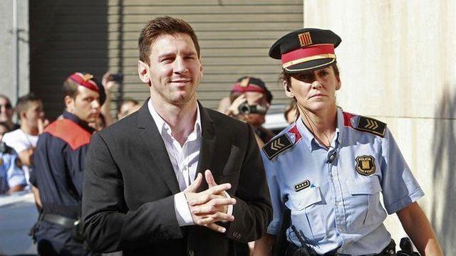 Ex Trabajador denuncia a Leo Messi y a su padre por estafa y blanqueo de capitales