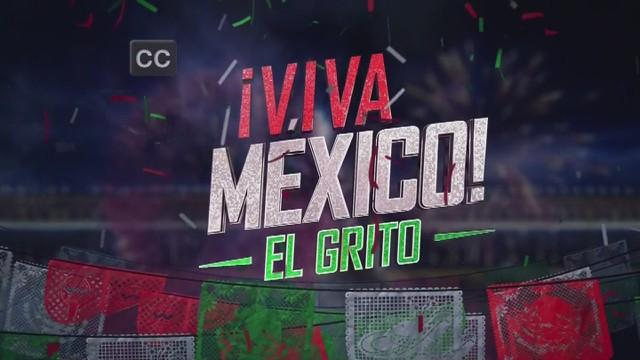 Viva México: El Grito en Vivo – Telemundo – Domingo 15 de Septiembre del 2019