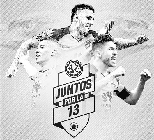 Alineación de América para enfrentar al Pumas en Cuartos de Final