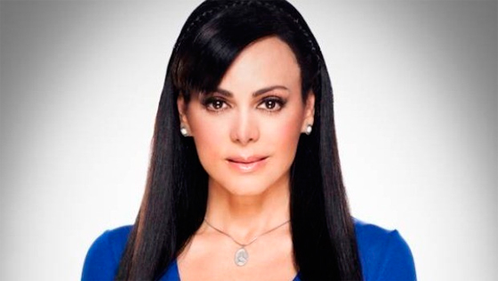 Maribel Guardia en revista H