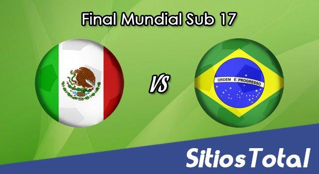 México vs Brasil en Vivo – Gran Final – Mundial Sub 17 – Domingo 17 de Noviembre del 2019