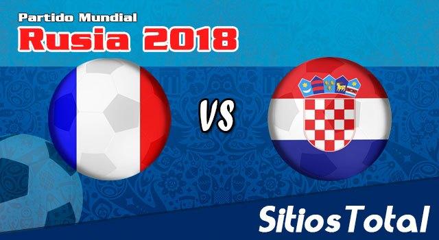 Ver Francia vs Croacia en Vivo – Final Mundial Rusia 2018
