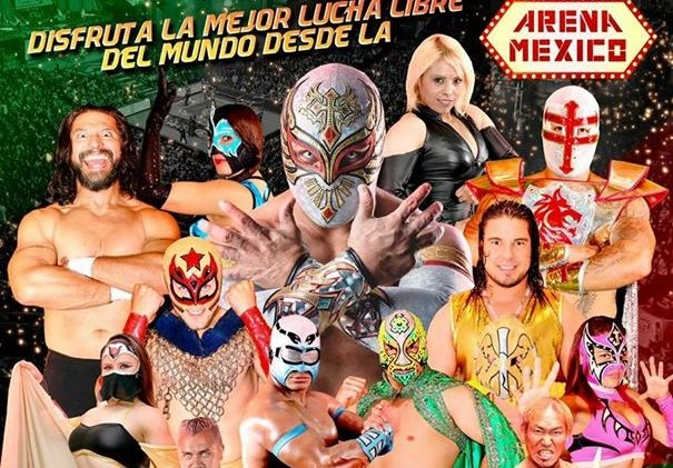 Lucha Libre CMLL desde la Arena México en Vivo – Viernes 7 de Agosto del 2020