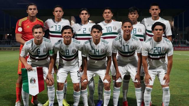 México campeón del Premundial Sub-17 de Concacaf venciendo a Estados Unidos
