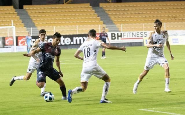 Resultado Dorados de Sinaloa vs Cimarrones de Sonora – Jornada 4 – Apertura 2021-  Liga Expansión MX