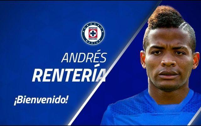 Andrés Rentería fue operado con éxito
