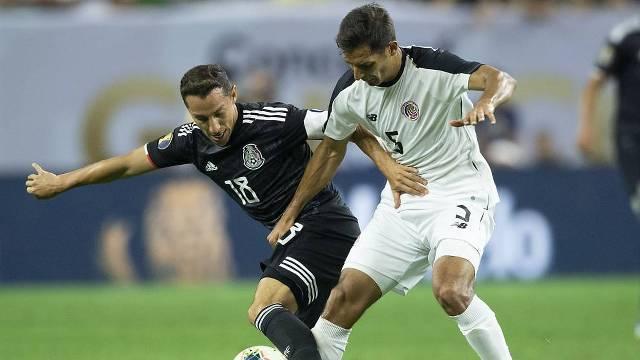Partido México vs Costa Rica es cancelado